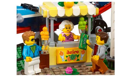 Lego huren Achtbaan