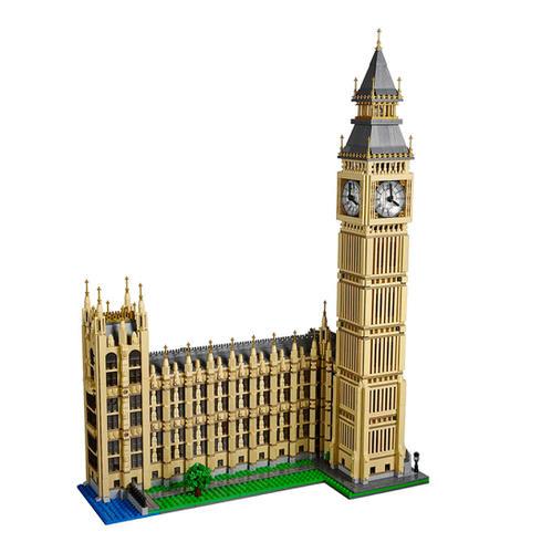 Lego huren Big-ben