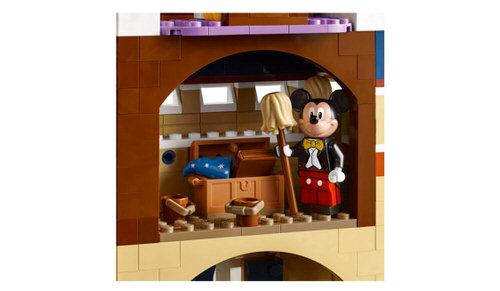 Lego huren Disney kasteel