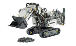 LEGO Liebherr R 9800 Graafmachine