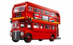 Lego verhuur Londensebus
