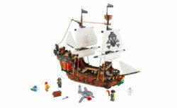 Lego verhuur Piratenschip